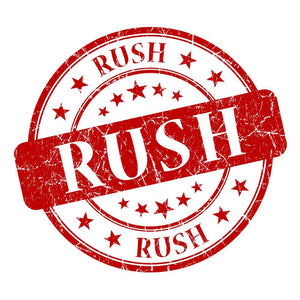 Rush Order Serveice for Urgent Situation