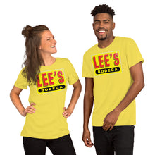 Load image into Gallery viewer, Lee's Bodega Short-Sleeve Unisex T-Shirt