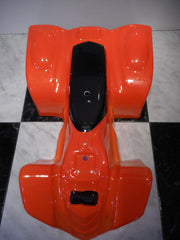 NUOVA FAOR Orange ATV Quad Body