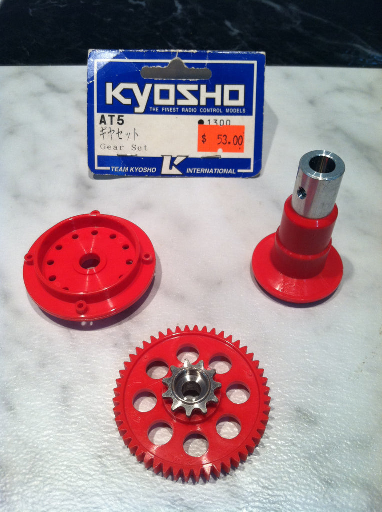 Kyosho AT5 gear set