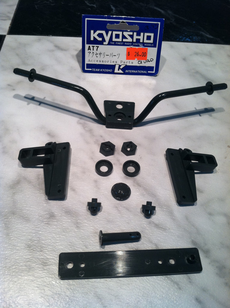 Kyosho AT7 accessories parts