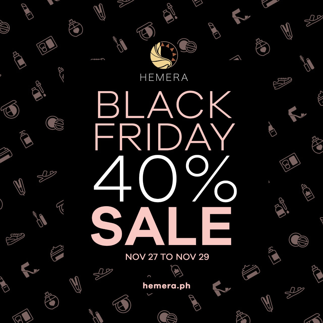 Hemera's Black Friday Sale