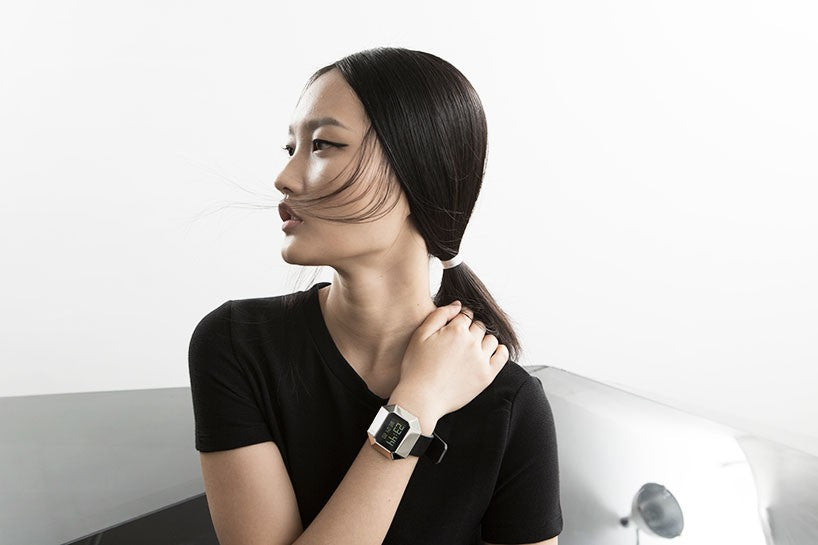 Your Next Must Have Accessory: United Nude's Stealth Digital Watch