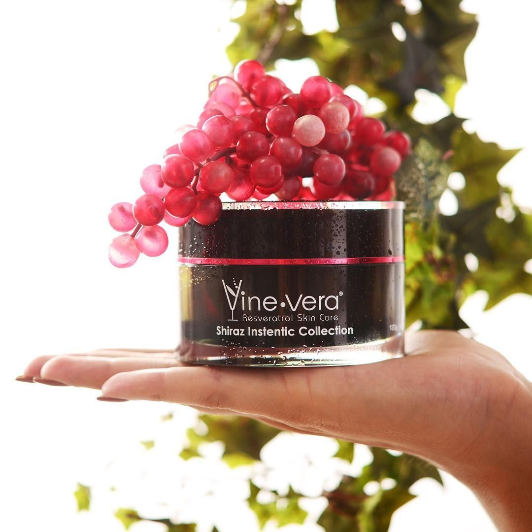 Resveratrol Shiraz Instentic Mask