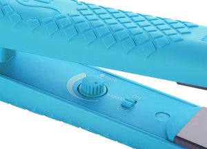 Herstyler Colorful Seasons Hair Straightener - Ocean Blue