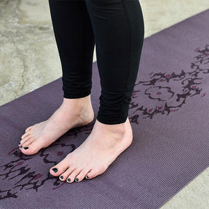 Hugger Mugger Yoga Mat Gallery Collection (Ikat Print)