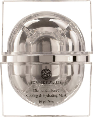 Diamond Infused Cooling and Hydrating Mask