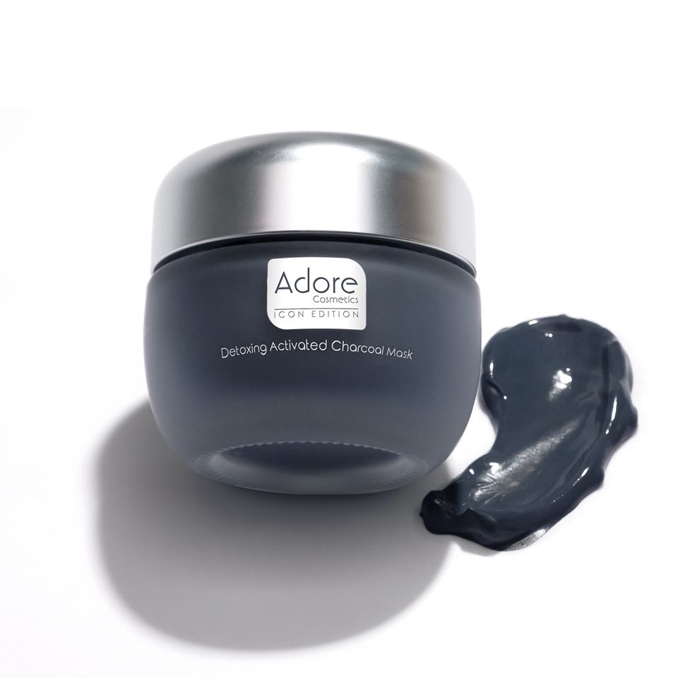 Icon Edition - Detoxing Activated Charcoal Mask