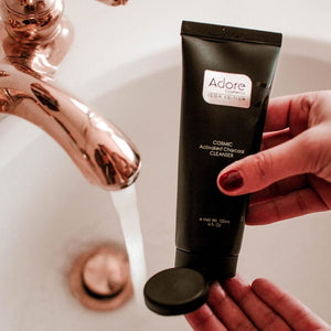 Icon Edition - Cosmic Activated Charcoal Cleanser