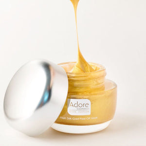 Icon Edition - Flash 24K Gold Peel Off Mask