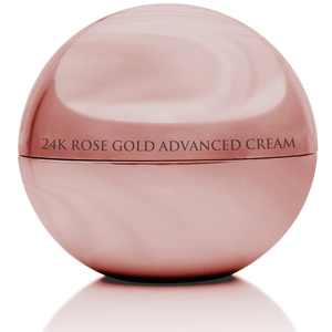 24K Rose Gold Advance Cream