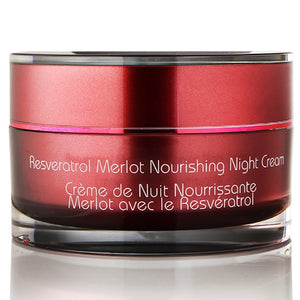 Resveratrol Merlot Nourishing Night Cream