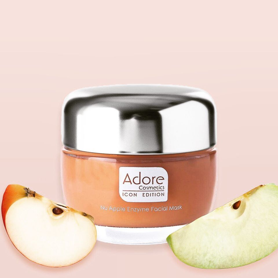 Icon Edition - NU Apple Enzyme Facial Mask