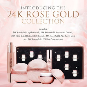 24K ROSE GOLD RADIANT SILK CREAM