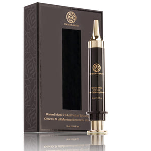 Diamond Infused 24K Gold Instant Tightening Complex