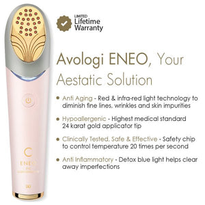 Eneo Duo Kit- Advance and Eye Concentrator