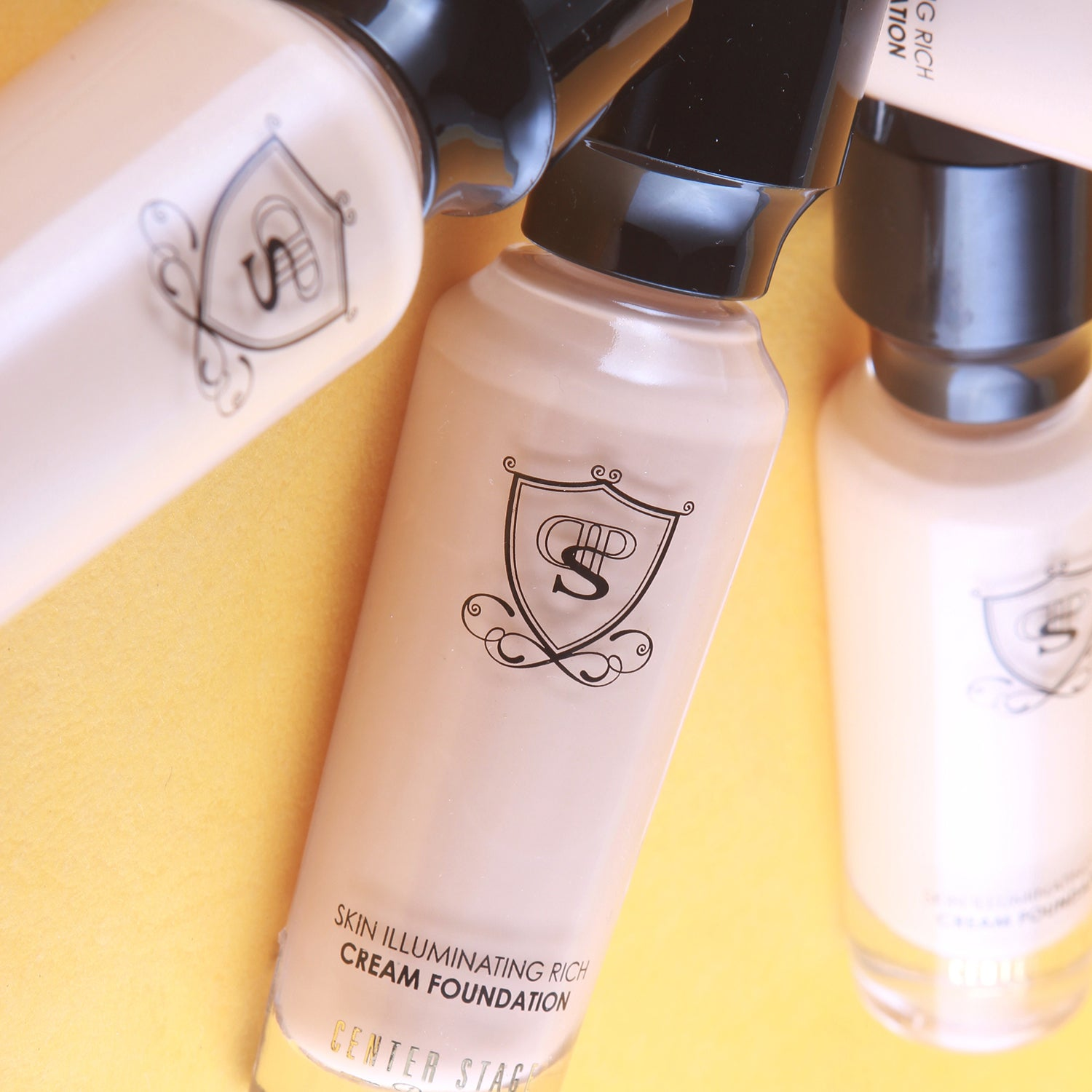 Skin Illuminating Rich Cream Foundation