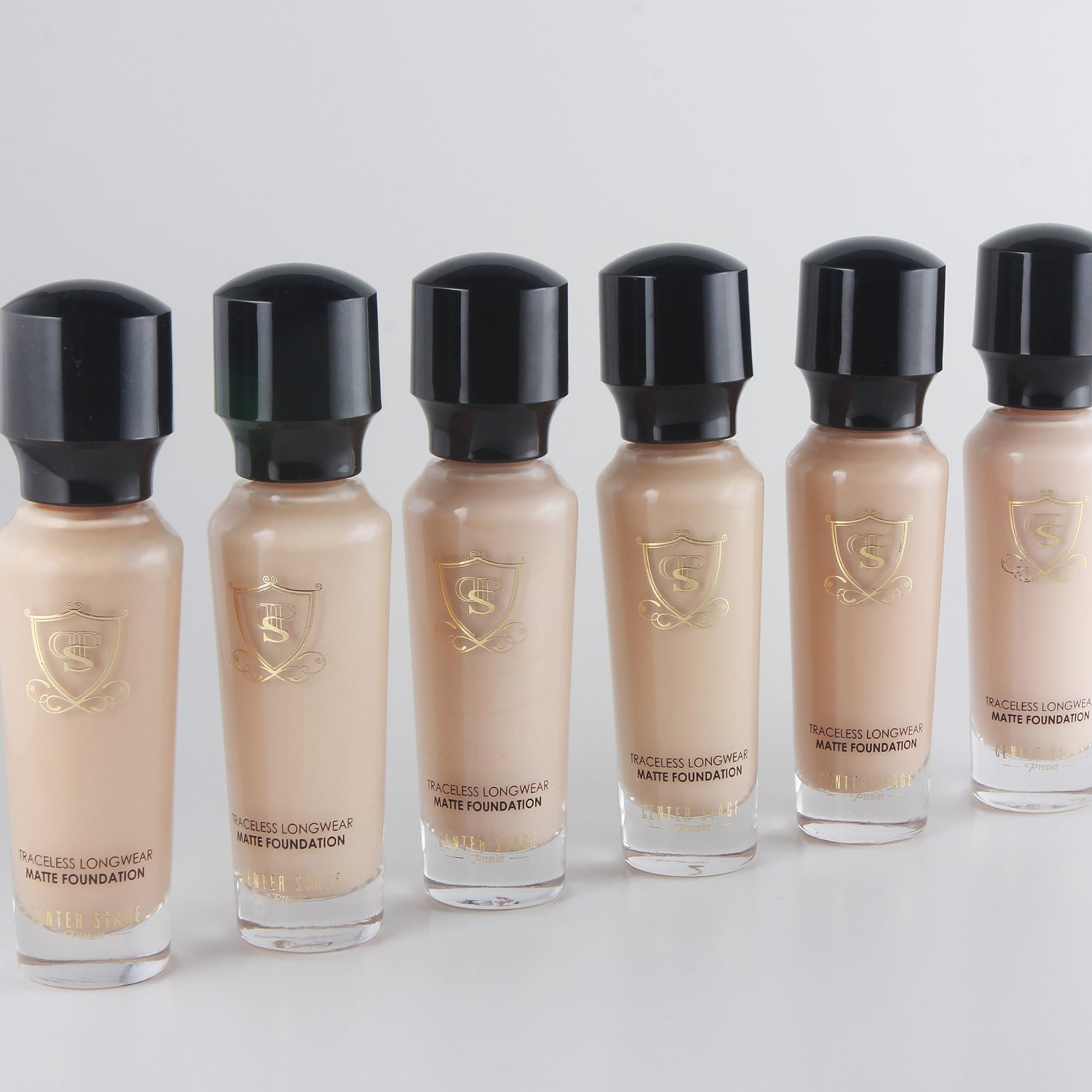 Traceless Longwear Perfecting Foundation