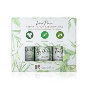 Inner Peace Aromatherapy Essential Oil ( set of 3)