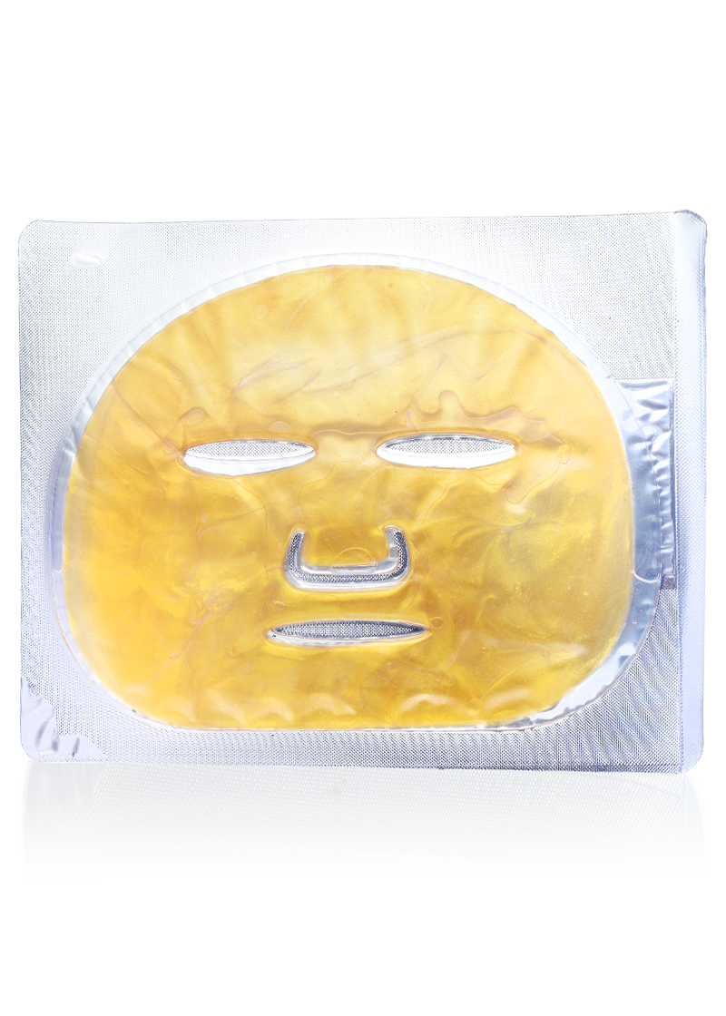 24K Deep Tissue Rejuvenation Mask & Collagen Eye Renewal Mask