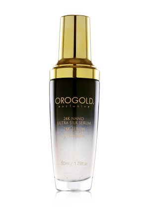 24K Nano Ultra Silk Serum