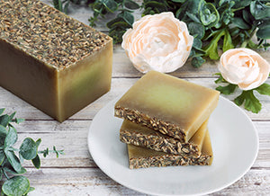 Rachel's Best Hemp Soap (per Slice)
