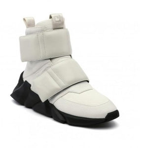 Space Kick Stout Mens White