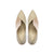 Square Pump Mid Nude SS20