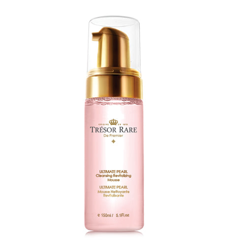 Ultimate Pearl Cleansing and Revitalizing Mousse