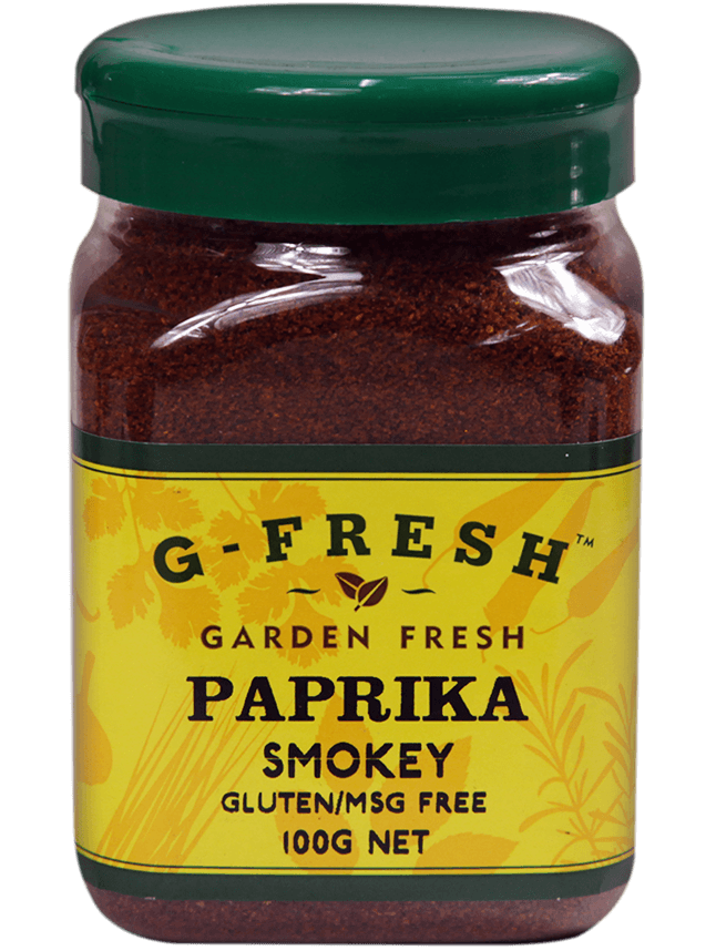 G-Fresh Paprika Smokey 100g