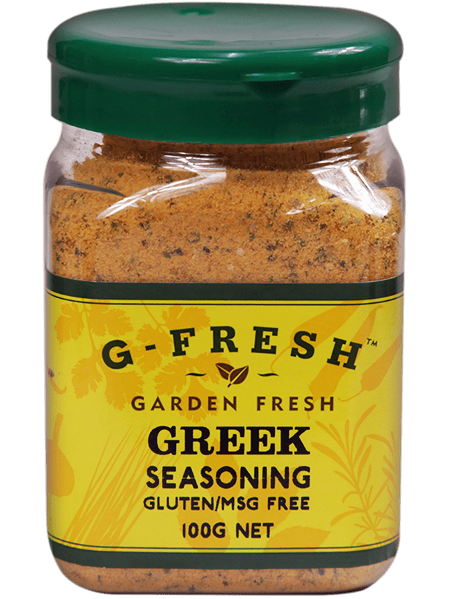 G-Fresh Greek Seasoning 100g