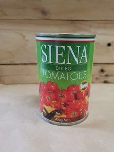 Siena Diced Tomatoes 400g