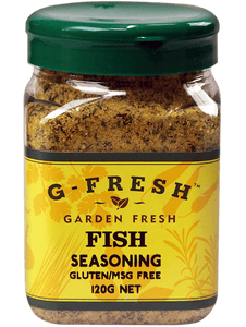 G-Fresh Fish Seasoning 120g