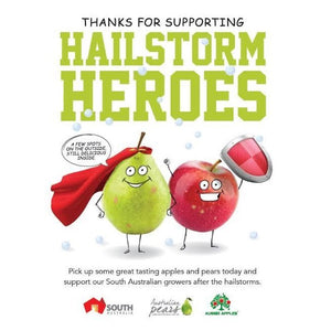 Hailstorm Heroes Pink Lady Apples 2kg