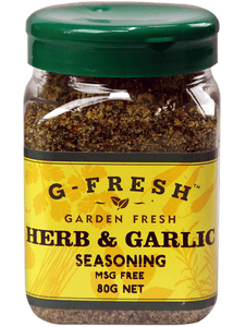G-Fresh Herb & Garlic Seasoning 90g