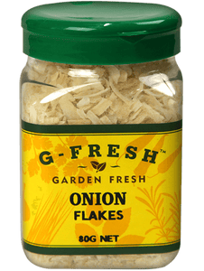 G-Fresh Onion Flakes 80g