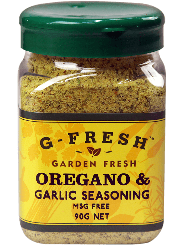 G-Fresh Oregano & Garlic Seasoning 90g