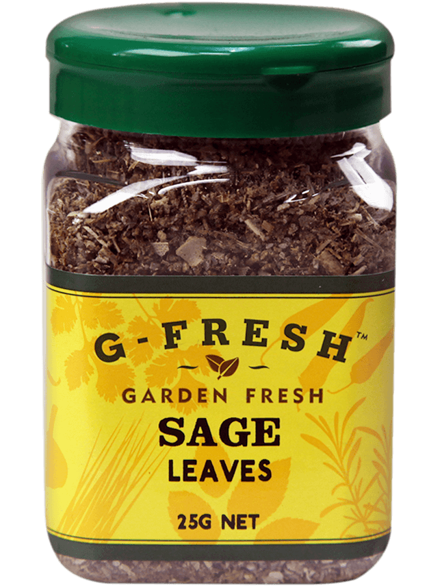 G-Fresh Sage Leaves 25g