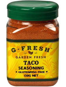 G-Fresh Taco Seasoning 130g