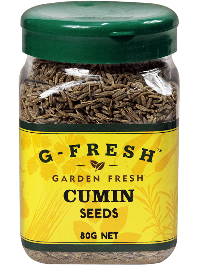 G-Fresh Cumin Seeds 80g