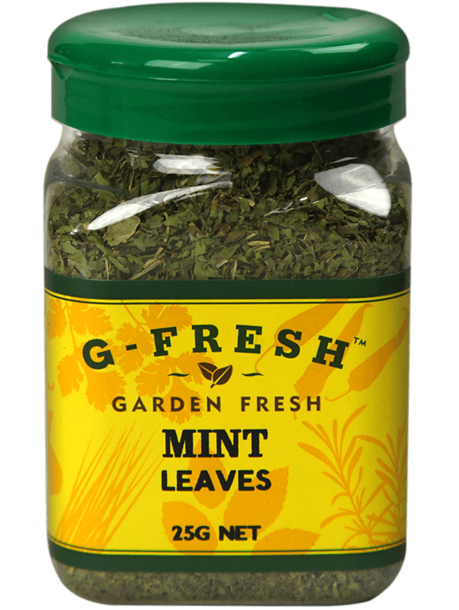G-Fresh Mint Leaves 25g