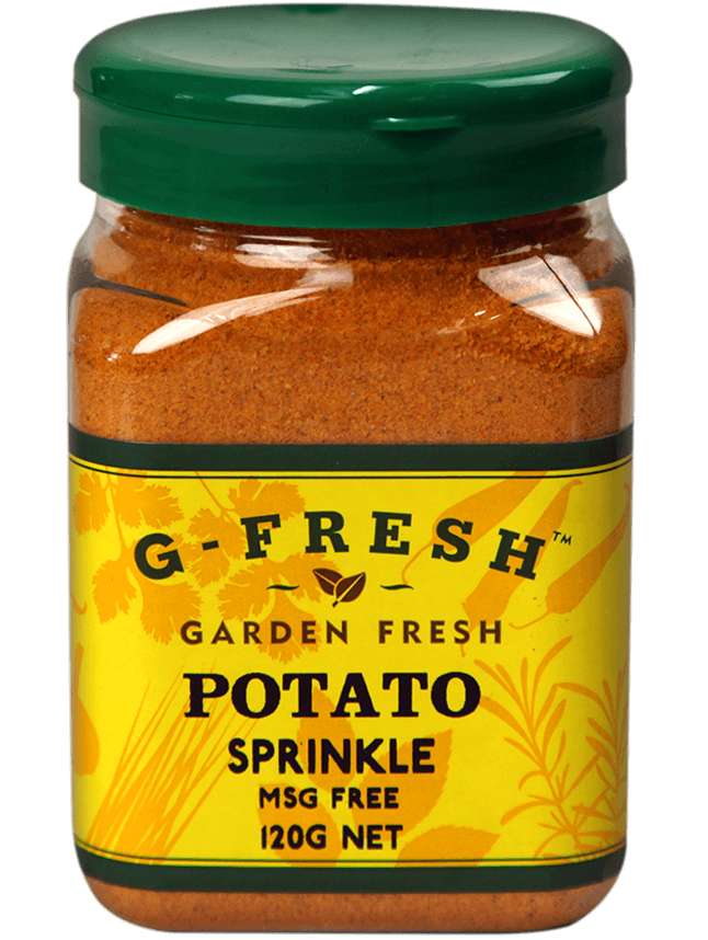G-Fresh Potato Sprinkle 120g