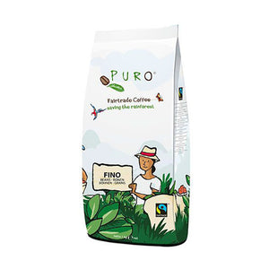PURO Fino (100% Arabica) Fairtrade 1000g