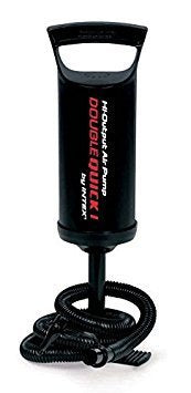 FanBell Double Quick Hand Pump - Air Pump For Inflatables