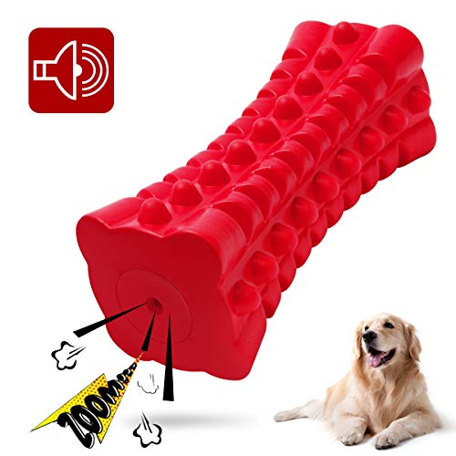 Dog Squeaky Toys Tough durable dog chew toys for large dogs aggressive chewers squeaky toys for dogs Stick Squeaker Puppy Chew Toys