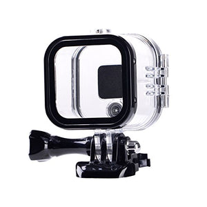 Replacement Waterproof Case Protective Housing for GoPro Hero 4 5session Outside Sport Camera for Underwater Use Water Resistant up to 196ft (60m)