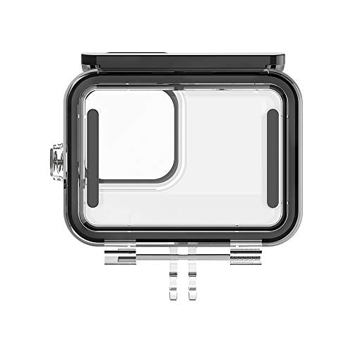 Waterproof Case for GoPro Hero 9 Black, Underwater Diving Photography Protective Housing Shell Cover for GoPro Hero 9 Black