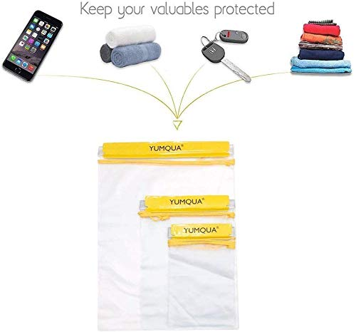 Clear Waterproof Bags, Water Tight Cases Pouch Dry Bags for Camera Mobile Phone Maps Pouch Kayak Military Boating Document Holder