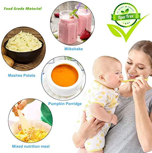 Mini Food Chopper Electric 250ML Kitchen Food Processor Blender USB Charging Portable Vegetable Fruit Meat Garlic Onion Ginger Chopper for Baby Salad