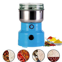 Multifunction Smash Machine Electric Mill Spice Herb Grinding Machine Tool Household Coffee Bean Milling Smash Cereals Grain Seasonings Spices Grinder